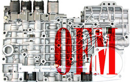 5R55E 4R44E 4R55E Valve Body Factory Updated 95up Mercury Mountaineer