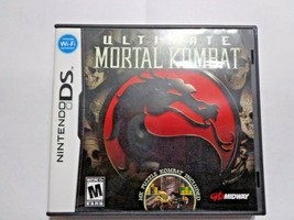 Ultimate Mortal Combat (Nintendo DS, 2006)  Box; no game - $2.85