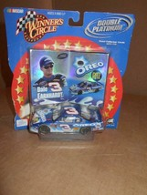 #3 Dale Earnhardt Jr. Oreo 1:43 Car NASCAR Winners Circle Double Platinum 2001 ~ - $9.49