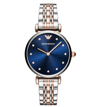 AR11092 Emporio Armani Women's Dress Quartz Stainless-Steel Watch - $136.00