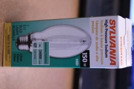 Sylvania (HPS150/MED/RP) 150w Clear High Pressure Sodium Bulb - $11.81