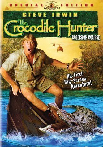 The Crocodile Hunter - Collision Course (2002) DVD
