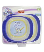 Playtex Baby Create My Own Bowl & Plate: Blue - $39.55