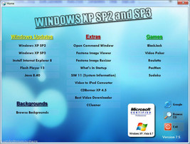 Service Packs 2 & SP3 for Windows XP - More & Must Have Apps - New Versi... - $8.70