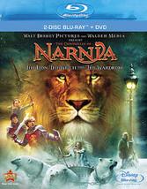 Chronicles Of Narnia Lion-Combo Pk (Blu-Ray/DVD/3 Discs)