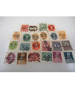 Lot of 22 Bavaria 20th Century Stamps - Make an Offer - $11.93