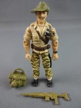 Vintage GI JOE Action Figure 1984 Recondo 100% Complete Good Condition - $17.72