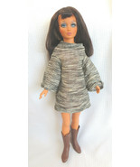 "Tiffany Taylor 1970's Ideal Fashion Doll 18"" Hair Changes Color Vintage ... - $23.00"