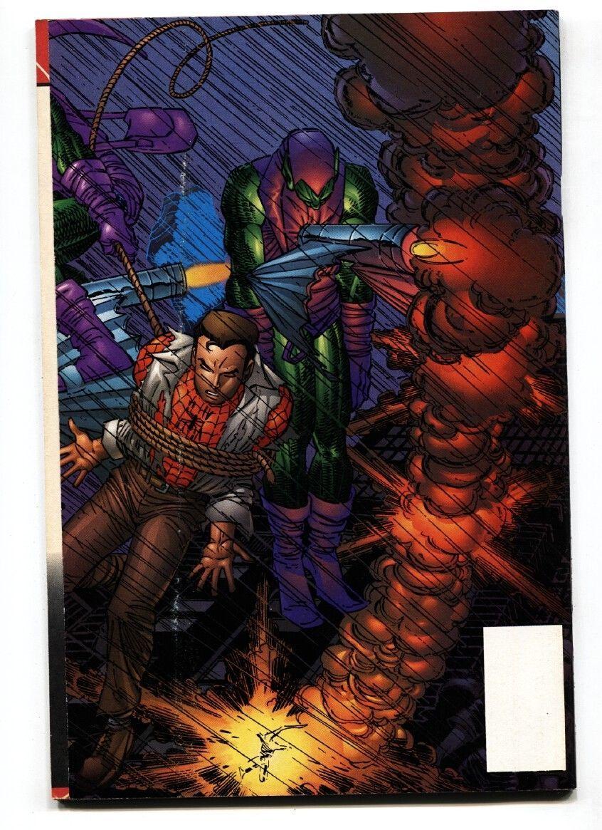 SPECTACULAR SPIDER-MAN #250-Green Goblin story-comic book