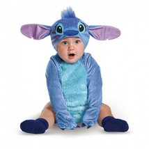 Disguise Disney Lilo and Stitch Alien 626 Infant Toddler Halloween Costume 99888 - $23.99+