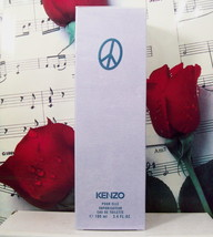 Kenzo Time For Peace Pour Elle EDT Spray 3.4 FL. OZ. - $219.99