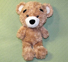 "Build A Bear 2012 BIG HEAD BEAREMY 18"" Plush Stuffed Tan Teddy Bear Cool... - $18.70"