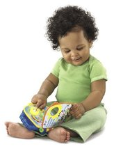 Fisher-Price Laugh & Learn Counting Animal Friends Book - $7.99