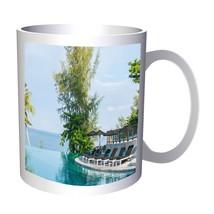 Maldives Beach Holiday Travel The World 11oz Mug b405 - $14.48 CAD