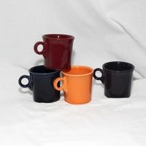 Fiesta Mugs Lot of 4 - $35.27