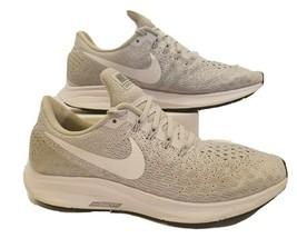 NIKE W Air Zoom Pegasus 35 Tb Women's Ao3906-002 Size 7 Running Grey/Platinum - $59.35