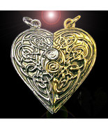 HAUNTED NECKLACE LOVE THAT SURVIVES ALL CHALLENGES ONE OF A KIND MAGICK ... - $3,377.77