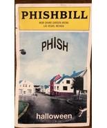 Phish Souvenir 10/31/2018 Phishbill Halloween Show Playbill  Kasvot Växt... - $21.28
