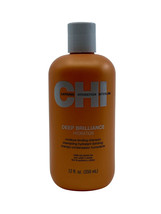 CHI Deep Brilliance Hydration Moisture Building Shampoo 12 OZ - $12.99