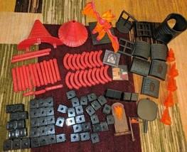 Retired Trio Dragon Battle Arena 2774 and Wizard's Castle 6840 Parts -Incomplete - $29.99