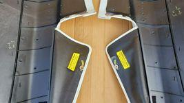 95-99 Chevy Cavalier Z24 Ls Pontiac Sunfire GT SE Convertible Top Boot End Caps image 6