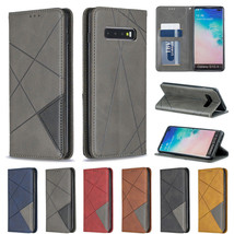 For Samsung S20Ultra A01 A21 A11 A41 S9 Magnetic Flip Leather Wallet Cover Case - $59.84