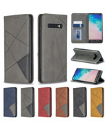 For Samsung S20Ultra A01 A21 A11 A41 S9 Magnetic Flip Leather Wallet Cov... - $59.84