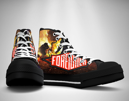 Foreigner Canvas Sneakers Shoes - $29.99