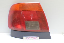 1996-1997 Audi A4 Left Driver Genuine OEM tail light 07 15M5 - $29.69
