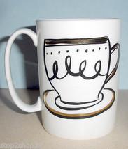 Kate Spade Daisy Place Mug Crème De La Crème by Lenox New - $15.90