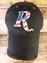 REMINGTON American Flag Firearm Guns Stars Stripes Adjustable Adult Hat Cap  - $19.79