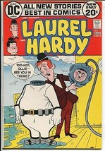 1972 Laurel & Hardy #1 DC Comics Nicer Copy 1 Shot Mike Sekowsky Henry Scar - $13.99