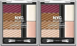 NYC New York Color Individual Eyes Shadow Compact - $39.19