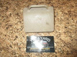 98-03 Toyota Sienna Left Front Coin Tray Fuse Cover Tan 55441-08020 Yota Yard - $17.33