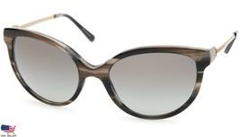 "Michael Kors MK2052 Abi 328911 Black Horn /GREY Sunglasses 55-18-140mm ""Read"" - $37.13"