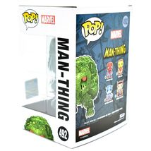 Funko Pop! Marvel Man-Thing 2019 SDCC Summer Convention Exclusive #492 image 3