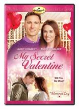 My Secret Valentine (Lacey Chabert, Andrew Walker) BRAND NEW HALLMARK MO... - $13.81