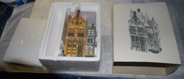 DEPT 56 SILAS THIMBELTON BARRISTER 5902-1 DICKENs VILLAGE Counting House - $28.04