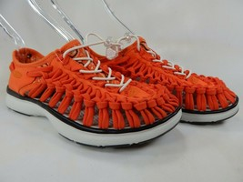 Keen Uneek o2 Size 9 M (D) EU 42 Men's Sport Sandals Shoes Tango Red / Orange
