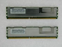 4GB 2X2GB KIT IBM System x3400 x3450 x3500 x3550 x3650 FULLY BUFFERED RAM MEMORY