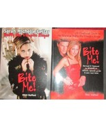 Buffy the Vampire Slayer books: Bite Me! 1st and 2nd editions (NEW) - $17.00