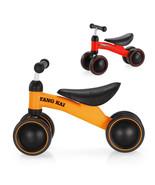 Three Wheel Kids Balance Bike No Pedal Bicycle Ride Toy Push Toddler Chi... - $64.67