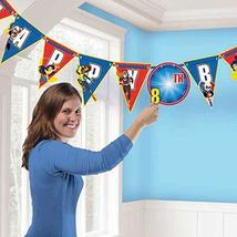 Ribbon Letter Banner   DC Super Hero Girls Collection   Birthday - $12.64