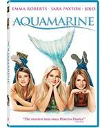 Aquamarine Dvd  - $10.25