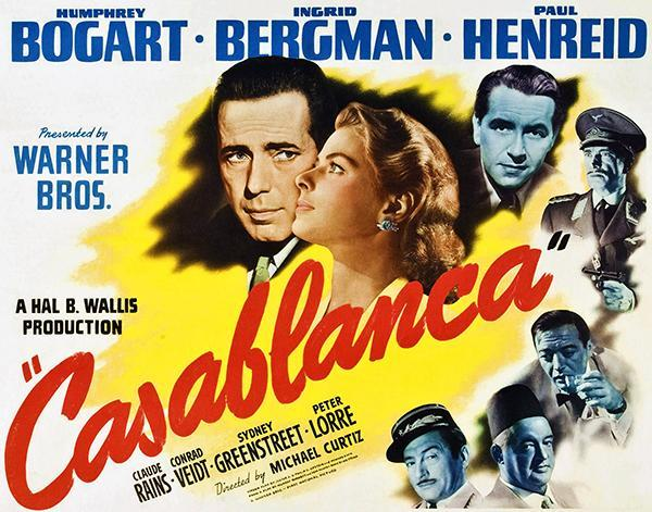 Primary image for Casablanca - 1942 - Movie Poster