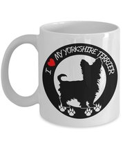 Yorkshire Terrier Lovers Coffee Mug. - $15.99