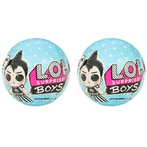 LOL Surprise! Boys Character Doll with 7 Surprises Series 1 - 2 Pack - $29.88