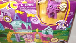 My Little Pony ✰ Crystal Princess Palace ✰ Playset Princess Twilight Spa... - $49.99