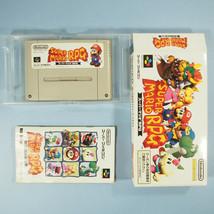 Super Mario RPG Complete in Box CIB (Nintendo Super Famicom, 1995) - $26.09