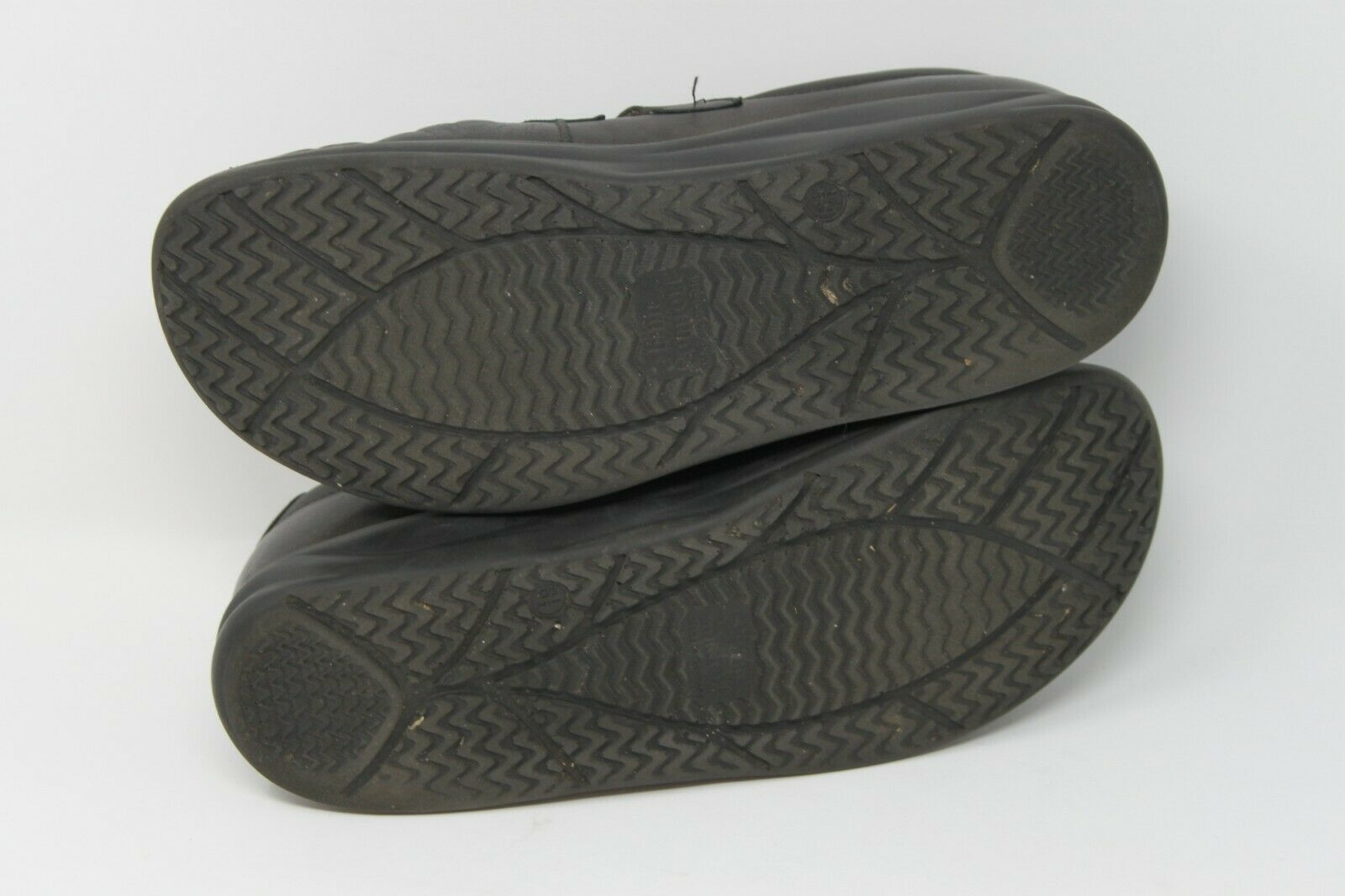 Finn Comfort Size 6.5 M Black Mary Jane Hook & Loop Comfort Orthopedic Shoes image 4